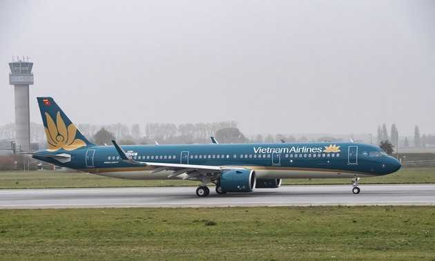 Vietnam Airlines suspends flights to Russia, Taiwan (China)
