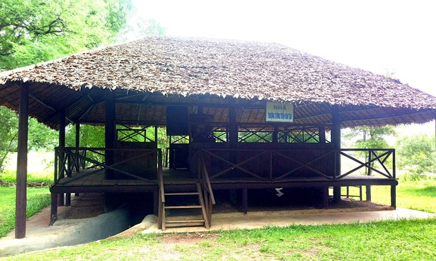 Ta Thiet - Command Headquarters for the Liberation Army of South Vietnam