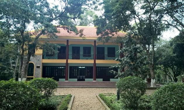 K9 historical site revives memory of President Ho Chi Minh