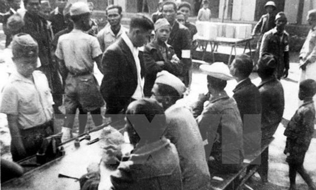 Memories of Vietnam's first General Election Day 75 years ago