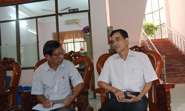 Tien Giang workers improve work quality to salute 13th National Party Congress