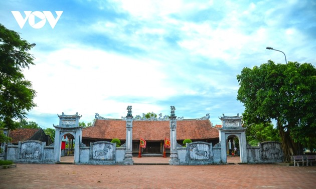 Tra Co communal house in Quang Ninh province