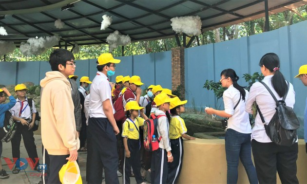 """A Glimpse of Vietnam"" tourist site on the outskirts of Ho Chi Minh City"