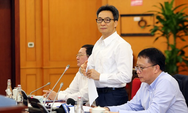 Deputy Prime Minister suggests Vietnam build more R&D institutes
