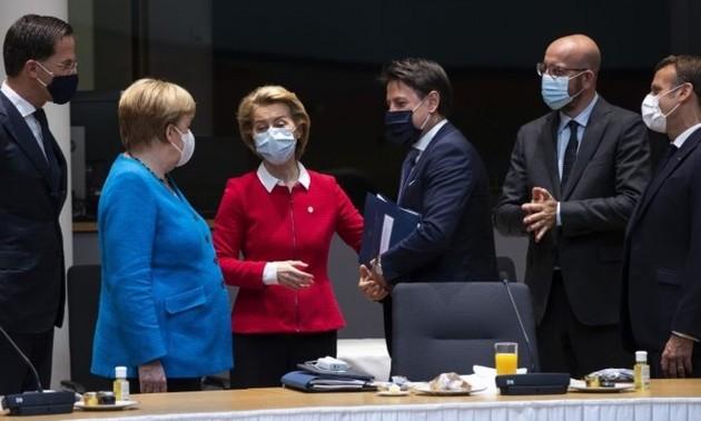 EU summit seeks new Russia strategy