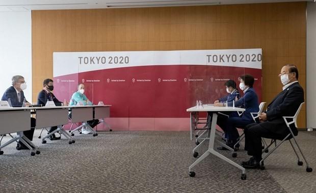 IOC's President praises Tokyo as best prepared Olympic host city ever