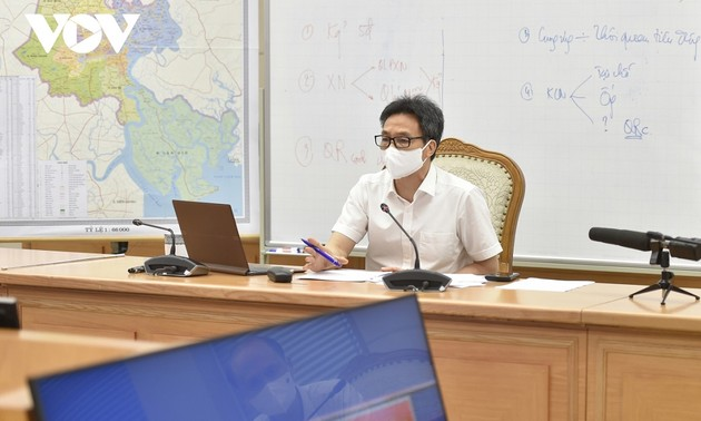 Binh Duong province's COVID-19 hotline asked for quicker response