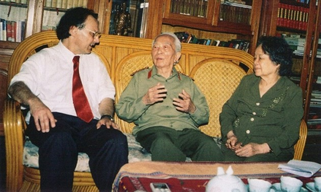 General Vo Nguyen Giap in the hearts of Vietnamese people, foreign friends