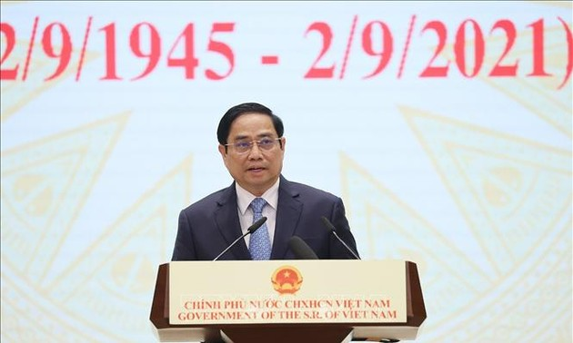 PM says Vietnam goes all-out to guarantee national interests