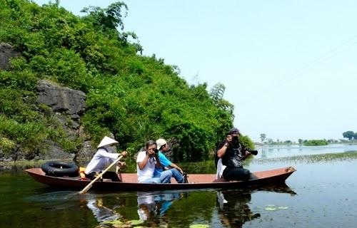 Quan Son See, eine Sehenswürdigkeit nahe Hanoi