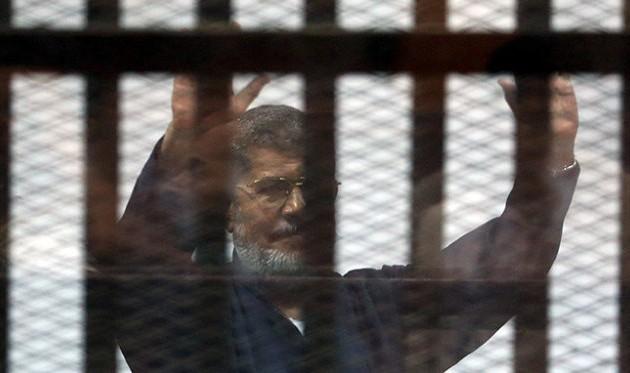 Ägypten: Ex-Präsident Mohammed Mursi bekommt Todesstrafe