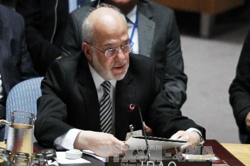 Irak erlaubt den Bau von Militärstützpunkt der USA in seinem Territorium nicht