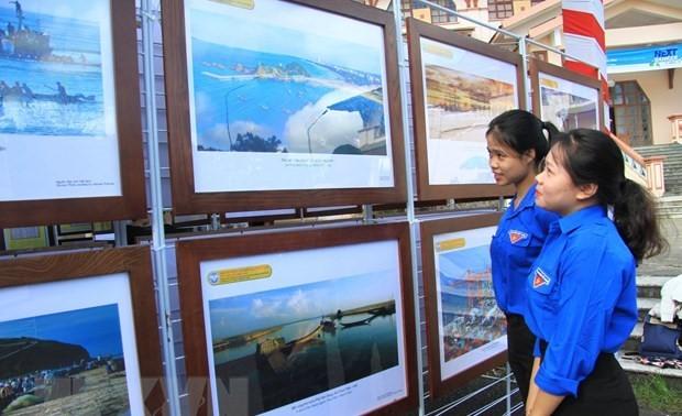 Ausstellung für Dokumente über vietnamesische Inselgruppen Hoang Sa und Truong Sa