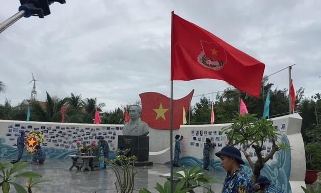 Neujahrsfest auf Inseln und in Grenzgebieten