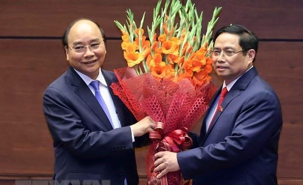 Medien in Singapur schätzen die neuen vietnamesischen Spitzenpolitiker