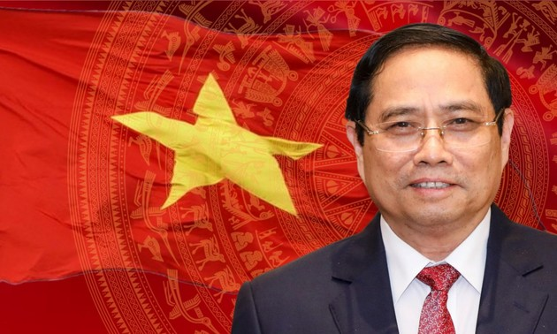 Spitzenpolitiker einiger Länder und des WEFs schicken Glückwunschtelegramm an neue Führung in Vietnam