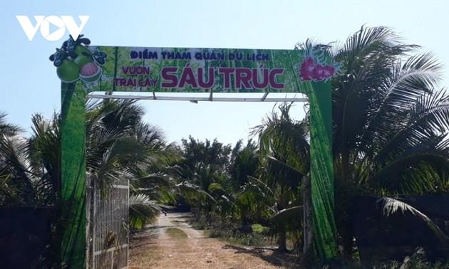 Binh Thuan entwickelt landwirtschaftlichen Tourismus