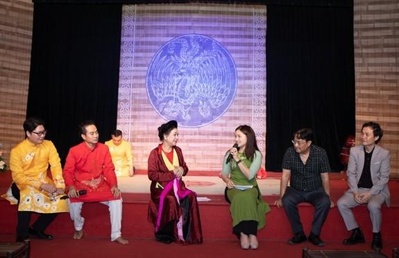 "Das Projekt zum Gedicht von ""Das Mädchen Kieu"" belebt den Kieu-Gesang"