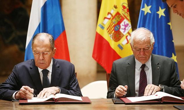 Perspektive der Verbesserung der Beziehungen zwischen Russland und dem Westen