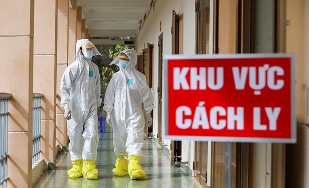 11. September: 11.932 Covid-19-Infizierte in Vietnam