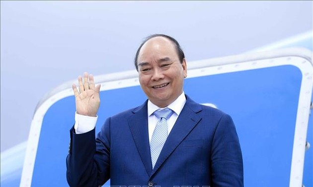Staatspräsident Nguyen Xuan Phuc beendet den Besuch in Kuba