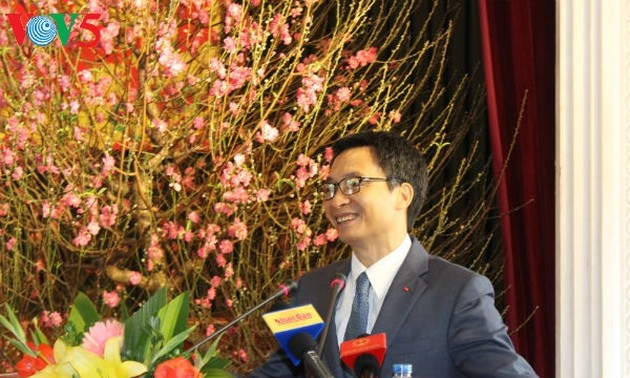Media praised for contributions to national achievements