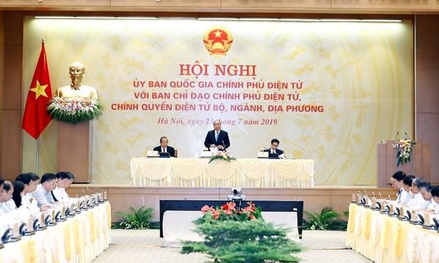 Vietnam steps up e-government building