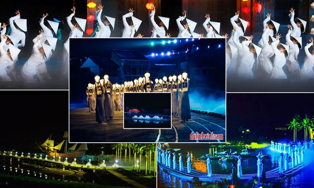 """""""Hoi An Memories"""" show welcomes one millionth visitor"""