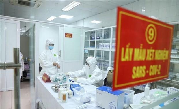 Vietnam adds 13 more COVID-19 cases