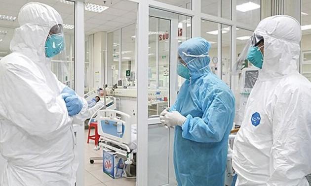 Vietnam confirms 28 more local COVID-19 cases Monday noon