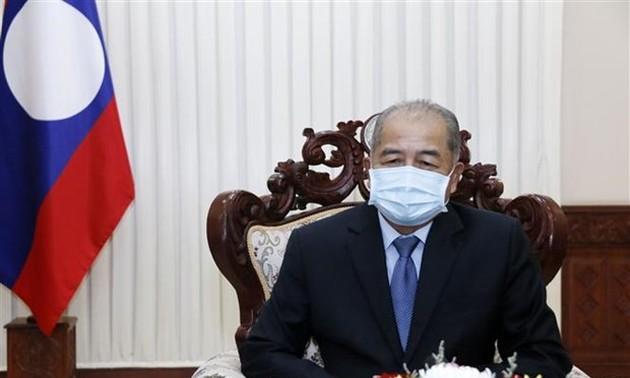 Lao top leader's visit shows great friendship, special solidarity with Vietnam