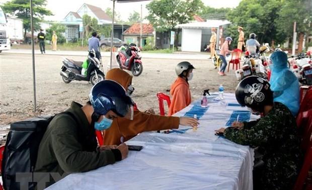 Dong Nai imposes provincewide social distancing