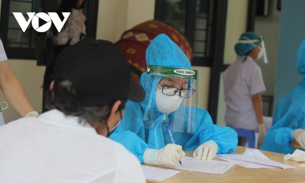 Vietnam records 8,652 new infections of COVID-19 on Monday