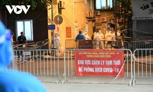 COVID-19: Vietnam records 13,197 new cases; 10,062 recoveries Thursday