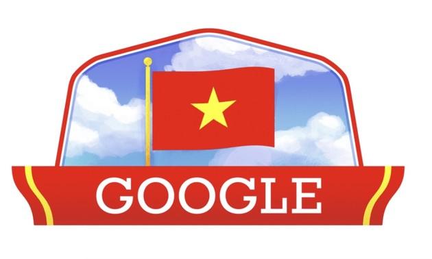 Google Doodle celebrates Vietnam's National Day