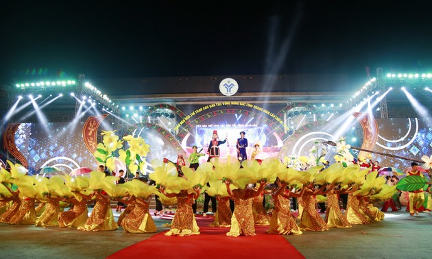 Tiên Yên –ศูนย์รวมสีสันวัฒนธรรมชนเผ่าเขตตะวันออกเฉียงเหนือของเวียดนาม