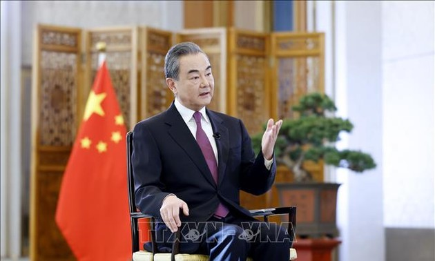จีนเสนอให้จัดการประชุมระดับรัฐมนตรีต่างประเทศอาเซียน