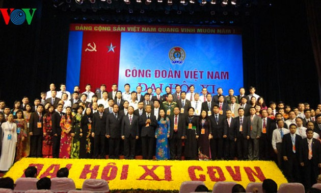 Vietnam Trade Union of the new tenure to boost grassroots activities