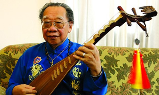 Professor Tran Van Khe, guardian of Vietnam's traditional music