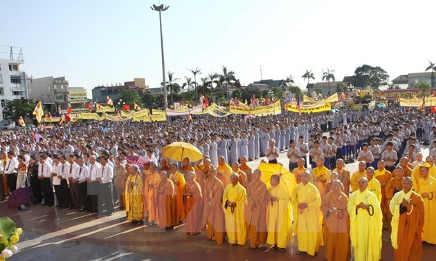Vietnam respects, ensures religious freedom and beliefs