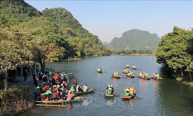 2021国家旅游年    宁平省力争接待游客700万人次