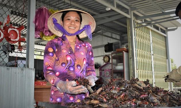 金瓯省非物质文化遗产-腌蟹业