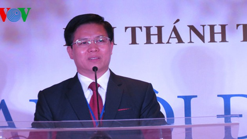 Konferenz der vietnamesischen Protestanten in Südvietnam