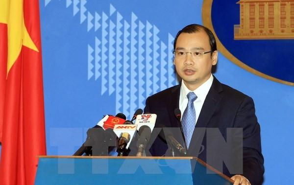 Vietnam fordert Taiwan auf, vietnamesische Souveränität nicht mehr zu verletzen