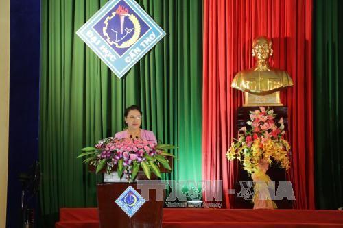 Gesetzmäßige Wahlvorbereitungen in Vietnam