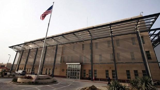 Raketenangriff auf US-Botschaft im Irak