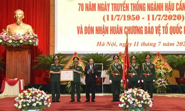 Logistik der Armee soll sich weiterhin erneuern und modernisieren