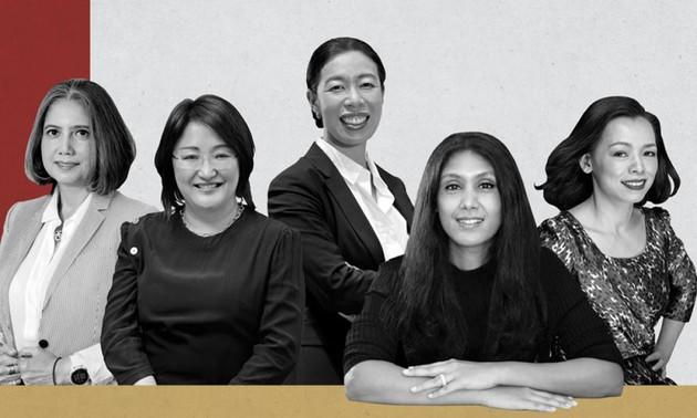 2 der 25 mächtigsten Unternehmerinnen in Asien kommen aus Vietnam