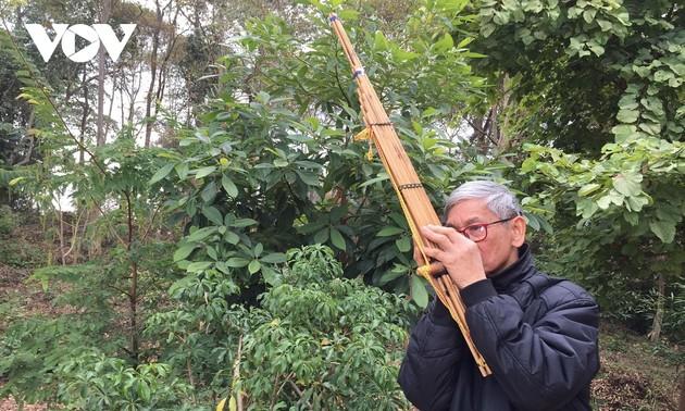 Luong Van Chua und sein Engagement für die Kultur der Thai