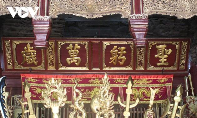 Entdeckung des Tempels Tra Co